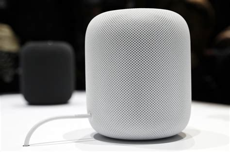 what is apple homepod key details on apple s speaker with