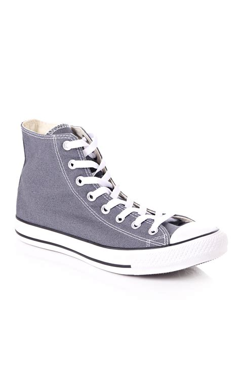 Converse Hi Gray converse converse ct hi top admiral grey converse from