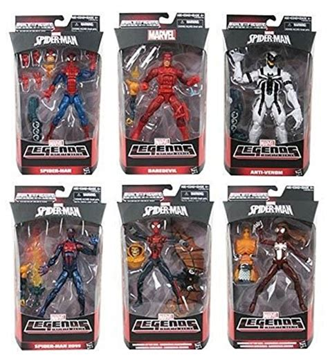 Marvel Legends Infinite Series Baf Rhino White Tiger marvel legends infinite series spider wave 2 hobgoblin