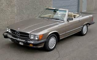1989 Mercedes 560sl Almost New 89 Mercedes 560sl Mint2me