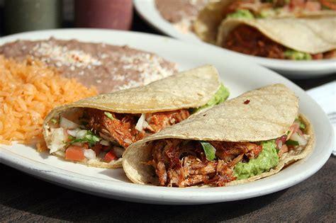 cucina messicana tacos como hacer tacos mexicanos de pollo receta mexicana