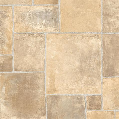 TrafficMASTER Regina Stone Neutral 13.2 ft. Wide x Your