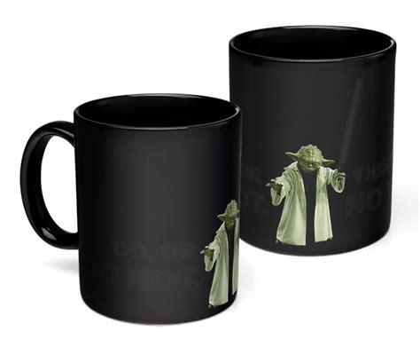 Star Wars Yoda Heat Change Mug   ThinkGeek