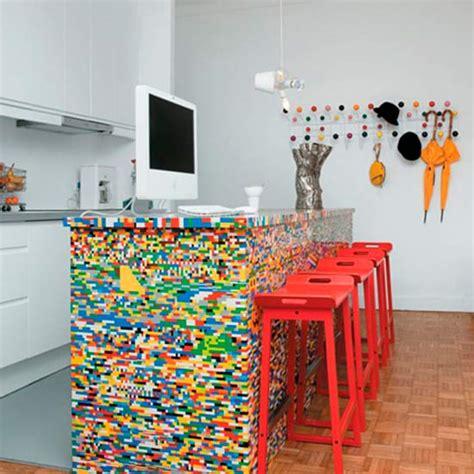 lego kitchen island mindblowing exles of lego furniture
