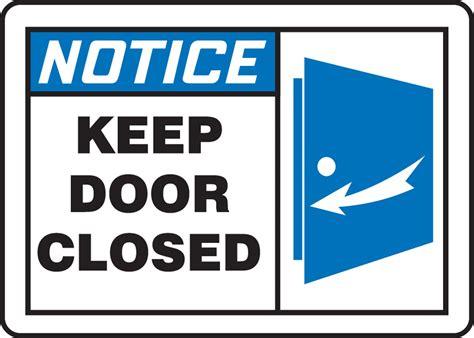 Door Closed by The Door Sign Printable Www Pixshark