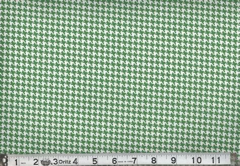 Green Houndstooth Upholstery Fabric green and white houndstooth fabric