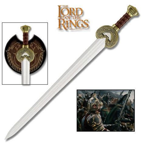 herugrim united cutlery united cutlery lotr herugrim the sword of king