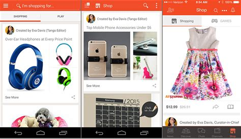 alibaba shop mobile app tango allows for online shopping with walmart