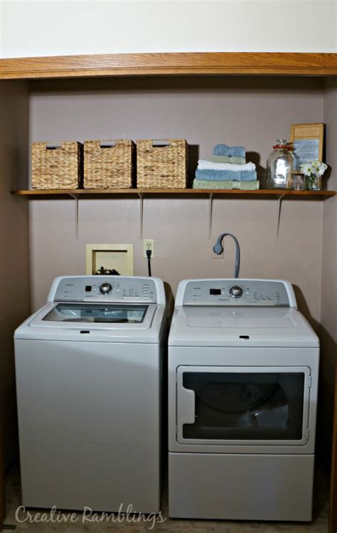 One Day Bathroom Makeover by Menards Laundry Room Lighting Kitchenutility Sink Home