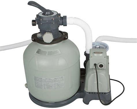 intex pool motor intex 3 000 gph sand filter clear 0 95 hp