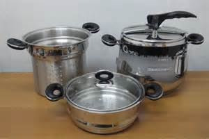Ox 1060f 5 In 1 Pressure Coker alat presto komplit murah kitcheneeds