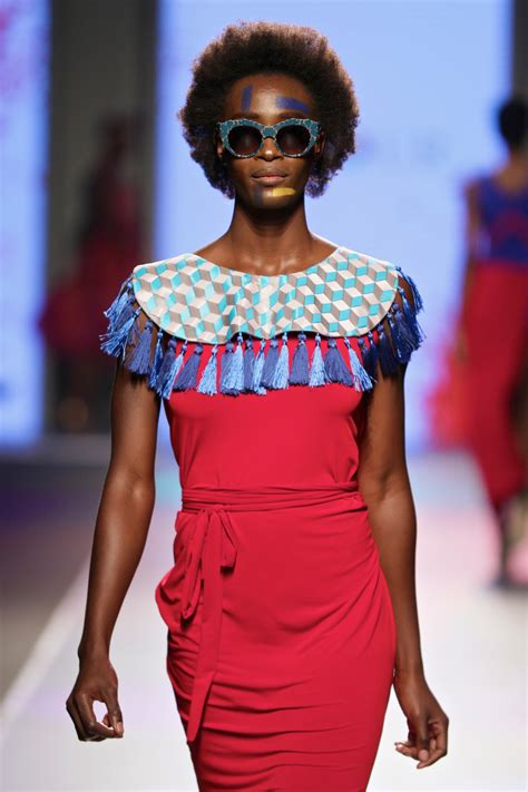 nandi mngomas gorgeous colour fashion label bona highlights from mbfwj16 nn vintage by nhlanhla nciza