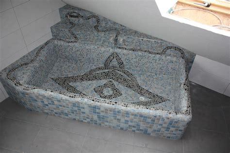 badewanne mosaik mosaik badewanne musaicum steinbildsetzerei sven strau 223