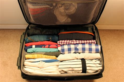 best way to pack a suitcase diagram how to pack for temporary relocation pc housing pc