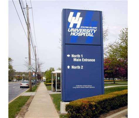 South Detox Staten Island by Healthcare Designer Sign Systems Llc