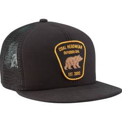 coal bureau trucker hat backcountry