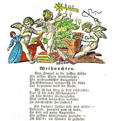 wann fängt weihnachten an gedicht weihnachten