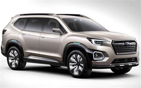 2018 cars release 2018 subaru forester xt redesign and release date cars