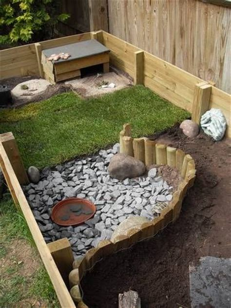 backyard tortoise 25 best ideas about outdoor tortoise enclosure on