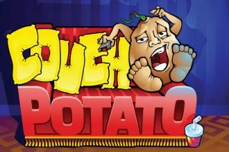 couch potato logo couch potato slot review where to play