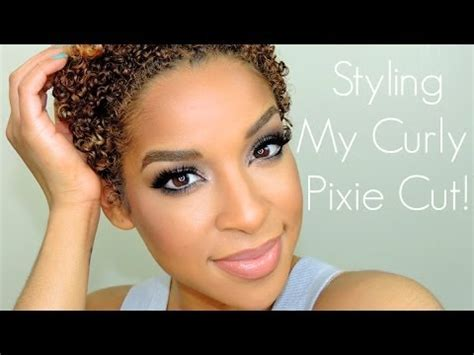 defined curls twa pixie hairstyle on natural hair youtube haircut on long and curly to pixie cut comment or like