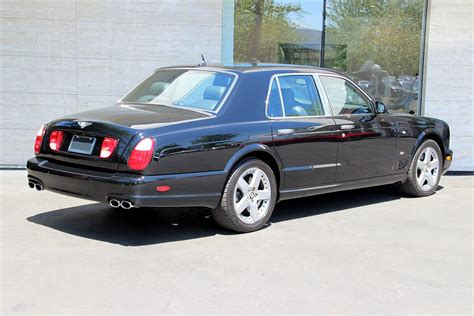 2005 Bentley Arnage T Mulliner Sedan 189146