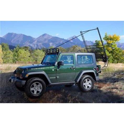 Hardtop Removal Jeep Wrangler Hardtop Removal With Gobi Rack Ladder Jeep Wrangler Forum