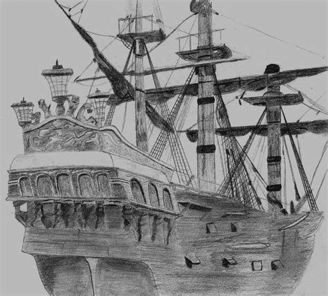 the black pearl by thesadmonkey on deviantart