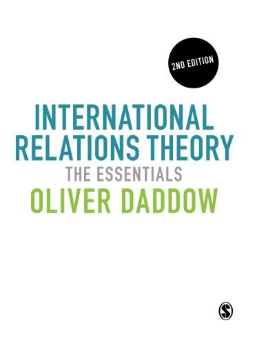 International Relations Vs Mba by International Relations Theory 199 Ağlayan Kitap