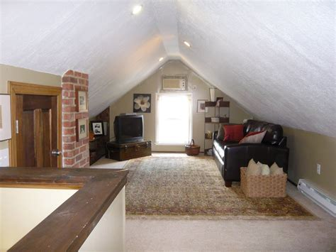 how to finish an attic into a bedroom my attic space on pinterest attic office attic office