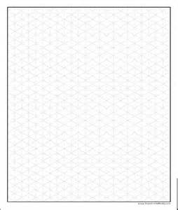 isometric paper template isometric graph paper 14 free documents in pdf