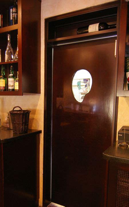 swinging door restaurant custom commercial cabinets look oh so delicious solid