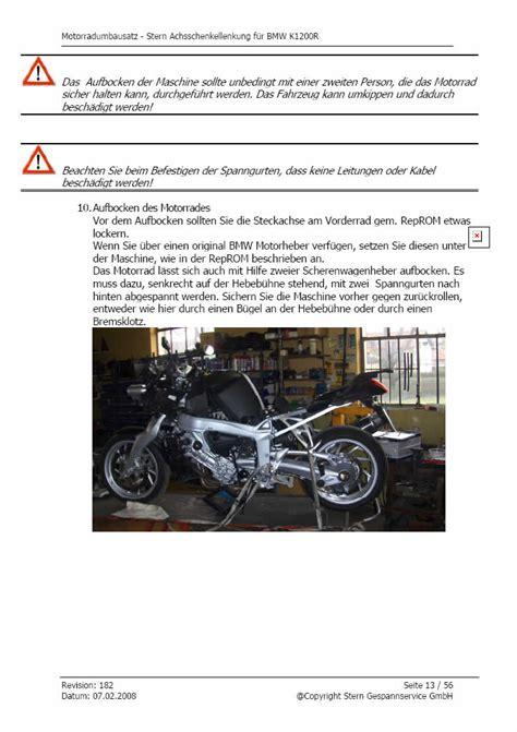 Motorrad Gespanne Im Eigenbau by Gespann Umbau Und Gespann Eigenbau Nicht Nur F 252 R Profis