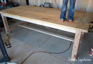 homemade kitchen table woodworking diy harvest table plans pdf free download