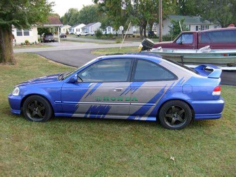 custom 1999 honda civic 1999 honda civic si 8 500 100118354 custom jdm car