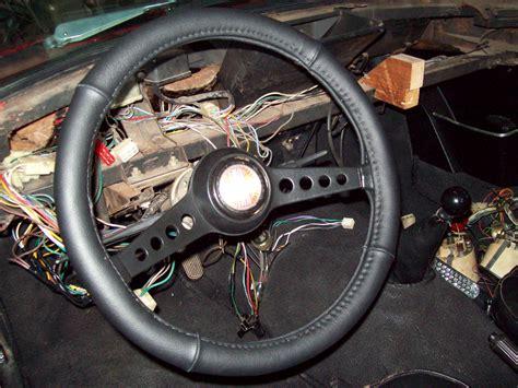 Lederlenkrad Lackieren by Rewrapping A Steering Wheel Grassroots Motorsports Forum