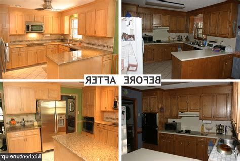 How Much To Reface Kitchen Cabinets Refacing Kitchen Cabinets Cost Mybktouch
