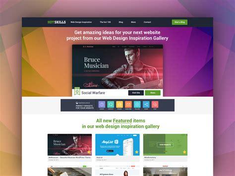 web design inspiration quiz upgraded web design inspiration gallery by raj singh