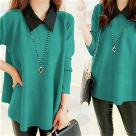 Baju Cewe Big Size Murah Sofia Blouse Bigsize Linen Desy Fit To A baju atasan blouse wanita big size cantik terbaru murah ryn fashion