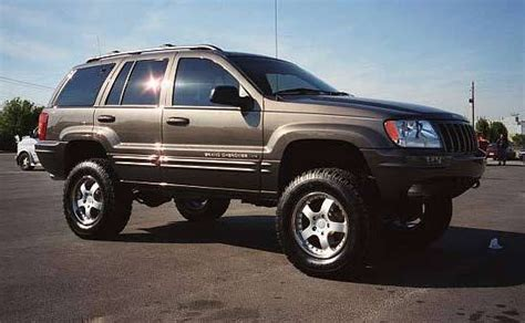 bestjeepever  jeep grand cherokee specs  modification info  cardomain