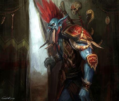 world of warcraft voljin vol jin trolle