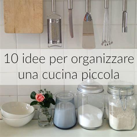 come organizzare una cucina 10 idee per organizzare una cucina piccola babygreen