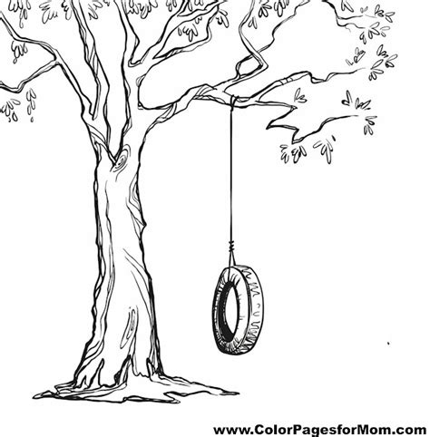 coloring pages plants flowers trees advanced coloring pages tree 8