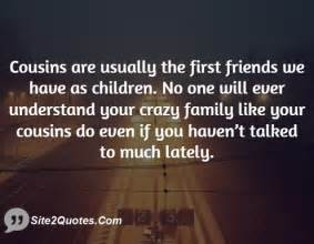 First friend cousin quotes quotesgram