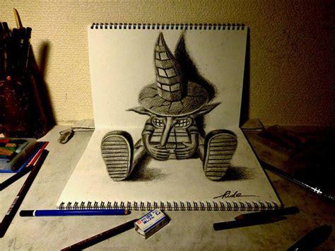 tattoo 3d drawing disegni a matita in 3d 30 foto bonkaday com