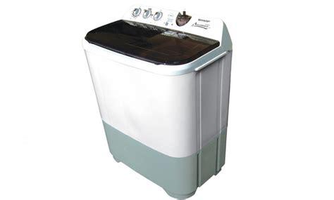 Mesin Cuci Terbaik 2017 kenapa pulsator mesin cuci terbaik sharp dilapisi ion ag inovasi teknologi terkini