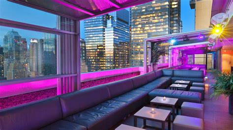roof top bars in nyc rooftop bars nyc four points midtown times square