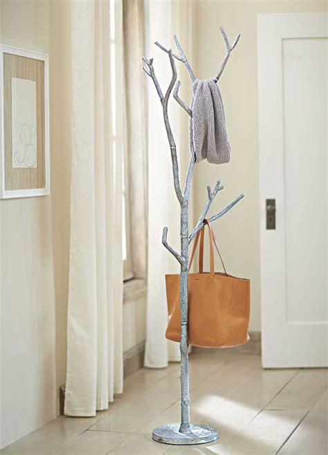 Modern Brach Clothing Rack 15 Cool Coat Racks That Really Branch Out