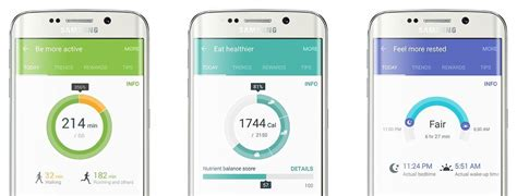 health app for android samsung s health app available for to all android smartphones 187 phoneradar