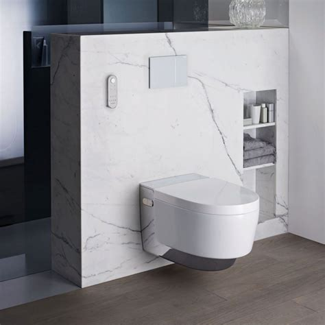 geberit bathroom geberit aquaclean mera comfort shower toilet uk bathrooms